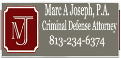 Criminal Defense Attorney in Tampa, FL | Marc A. Joseph, P.A.